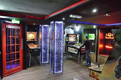 Arcade Bar  PDT Mezcaleria - Edimburgo
