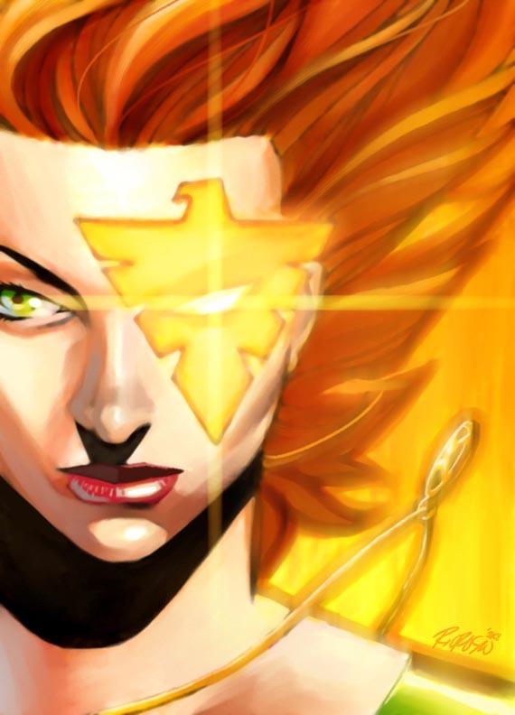 【漫畫專欄】鳳凰的女兒-驚奇女孩 (Marvel Girl) ~ 美漫X閒聊