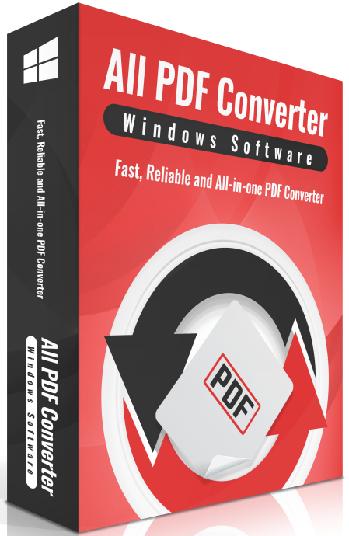 [Soft] All PDF Converter Pro 4.2.3.1 - Phần mềm chuyển đổi định dạng PDF