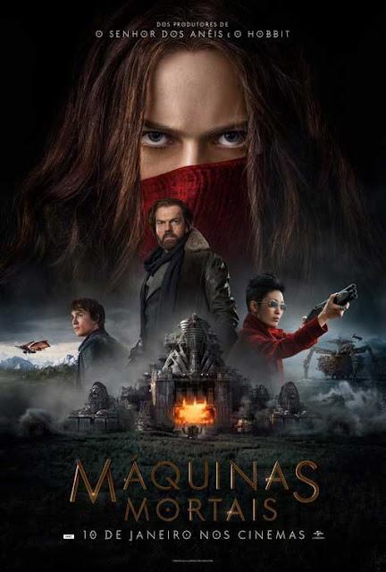 لماذا يجب أن ننتظر فيلم Mortal Engines بشوق؟  poster