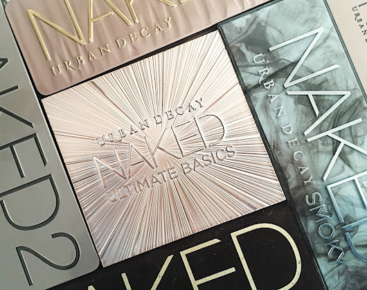 Urban Decay Naked Palette Comparisons | AD