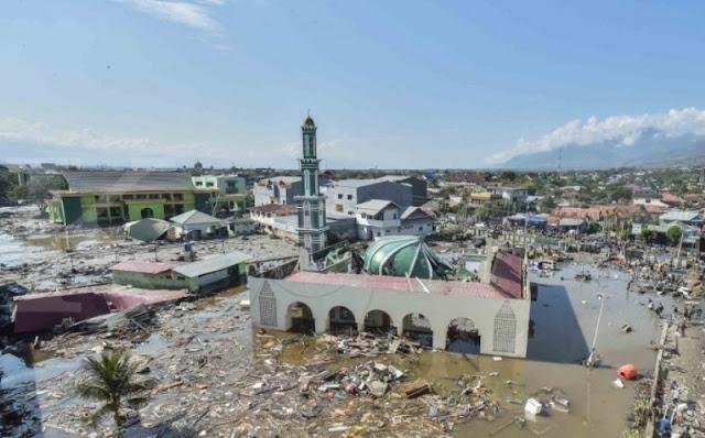 Anggaran Dana Gempa Lombok Capai  Rp4 Triliun, Duitnya Darimana Saja?