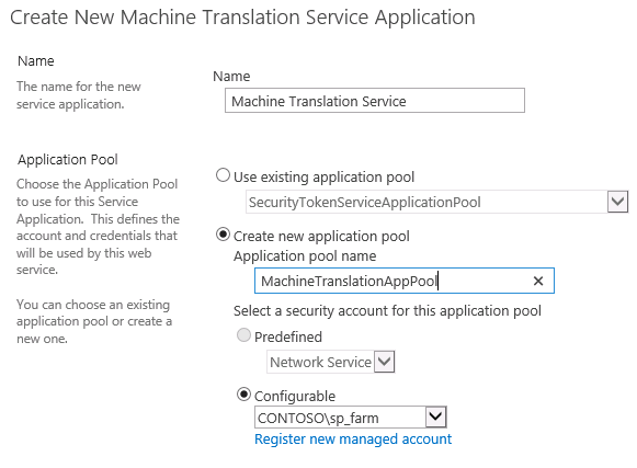 machine translation service in sharepoint 2013