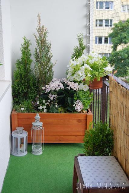 Balkonowa Od Nowa Stara Winiarnia