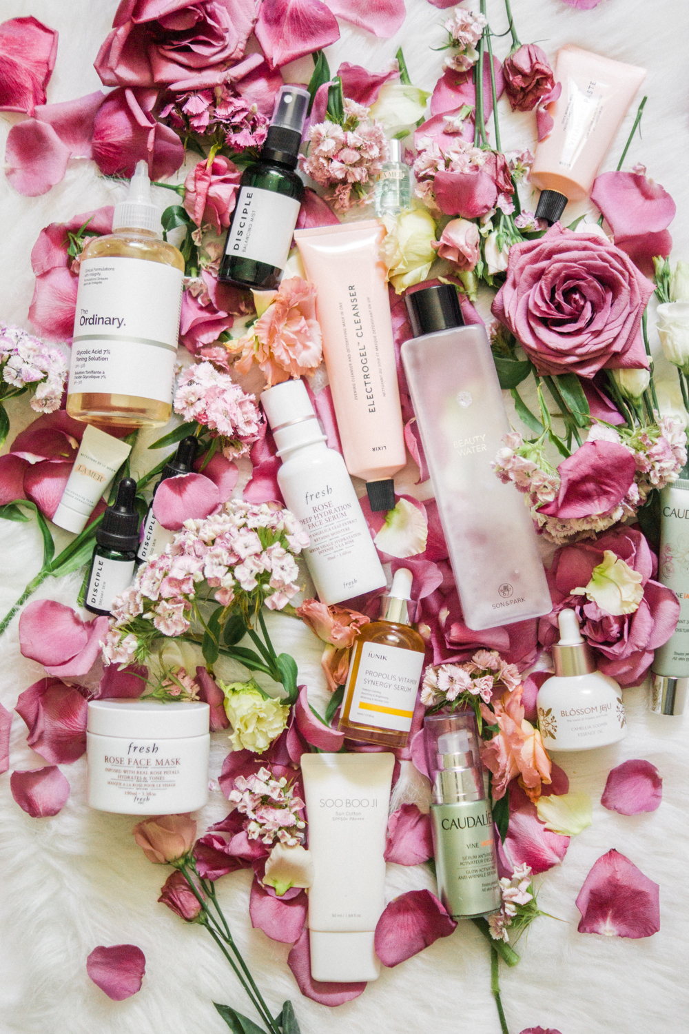 Barely-There-Beauty-blog-flatlay-photography-lifestyle-skincare-routine