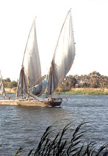 Global Water Dance Cairo Egypt : The Nile