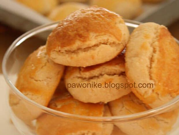 Aneka resep kue kering lebaran