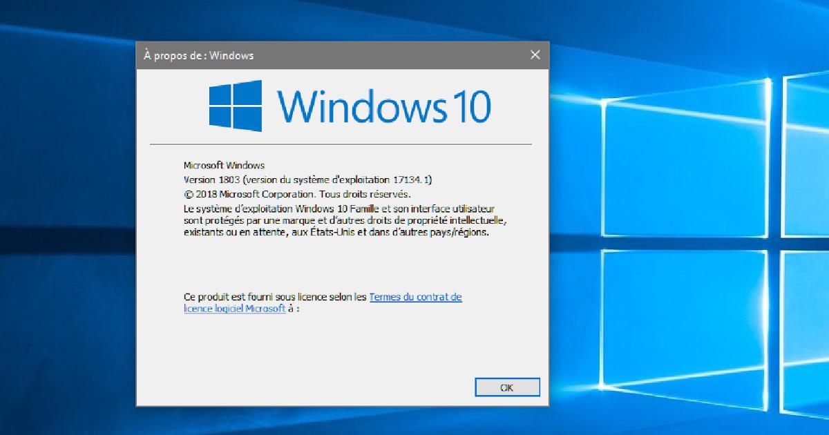 03/10/18 : instructions pour télécharger Windows 10 1809 via l'assistant mise à jour, l'outil création de média et Windows Update. 28/09/18 : instructions pour corriger l'erreur