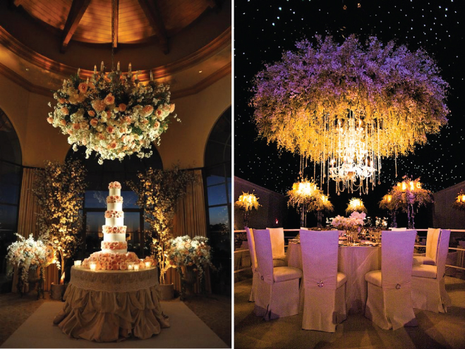 Chandelier Centerpieces at Home and Interior Design Ideas