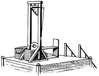 revolucion, francesa, guillotina, terror