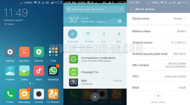 [ROM] MIUI 8 China Stable V8.0.6.0 Andromax ES C46B2G