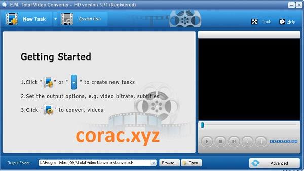 Total Video Converter full