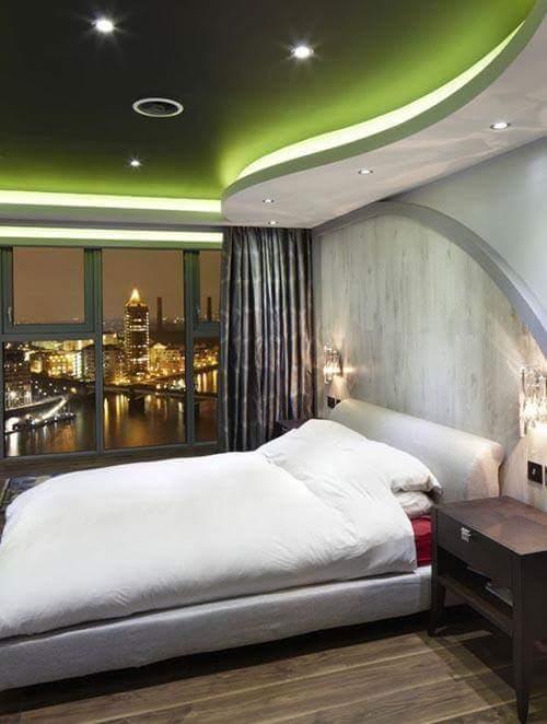 اجمل تصاميم غرف نوم 2017
