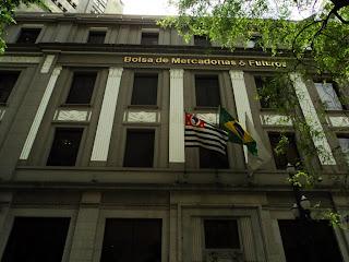 BM&F - Bolsa de Mercadoria & Futuros - São Paulo