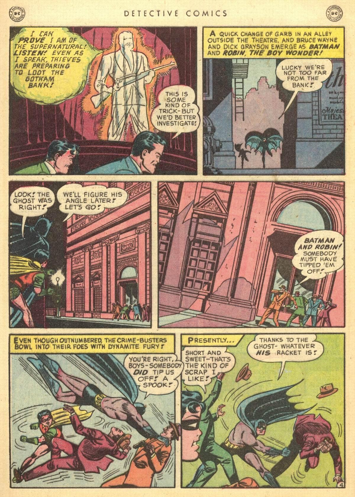 Read online Detective Comics (1937) comic -  Issue #150 - 5