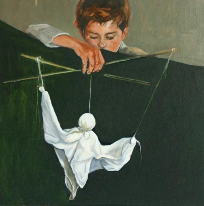 Между вечностью и текущим моментом. Eva de Visser