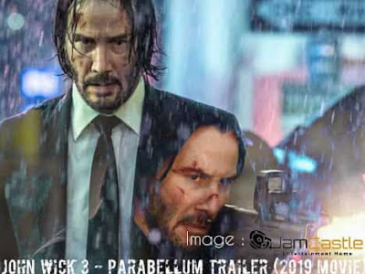 John Wick 3 - Parabellum' trailer 2019 Movie Arrives