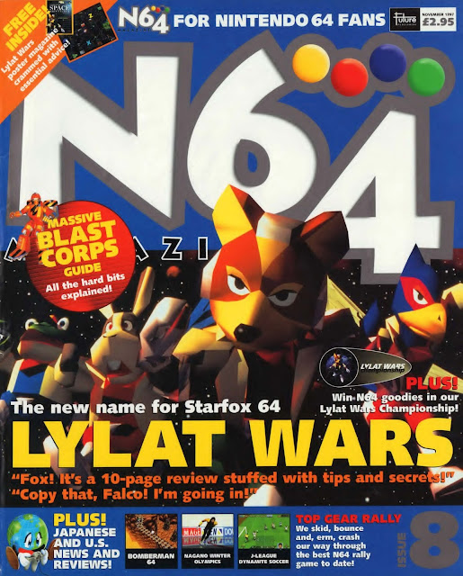 N64 Magazine Issue Nº008 - (1997)