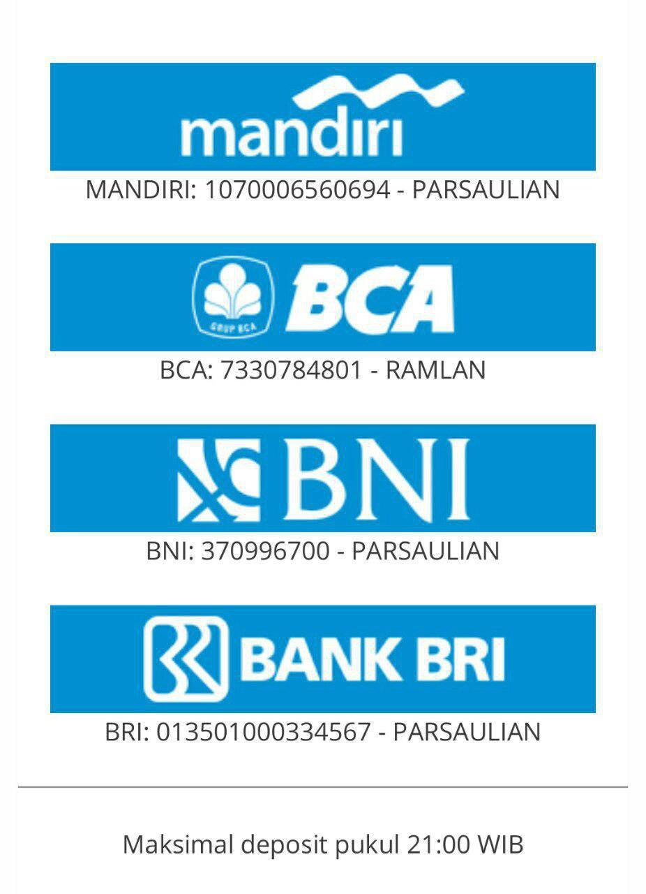 Master Deler Pulsa Dan Ppob Kp Axis 0 Rupiah Lakukan Transfer Ke Salah Satu Rekening Bank Yang Tertera Pastikan Anda Mentransfer Sejumlah Sama Dengan Balasan Reply Tiket