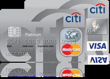 Cartão Citi Platinum Clássico