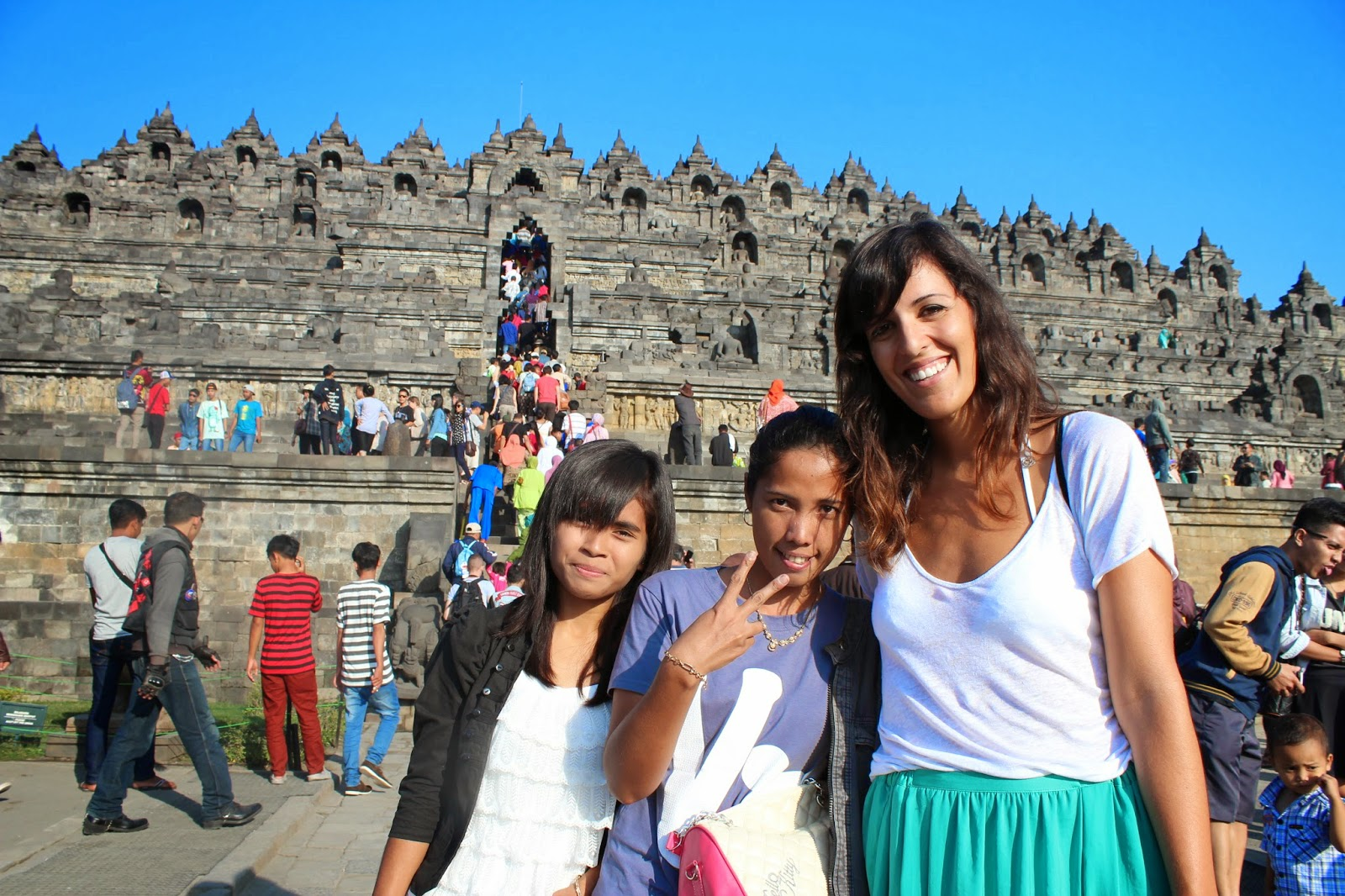 Borobudur Girls