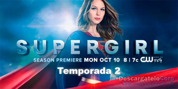 Supergirl Temporada 2 HD Español Latino
