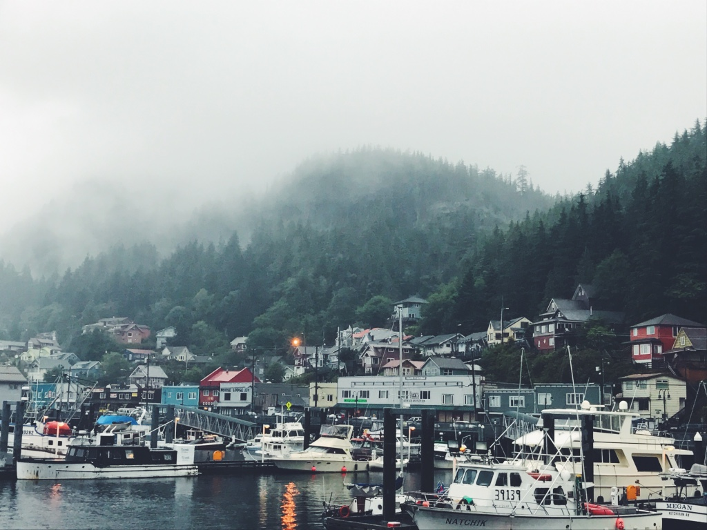 Alaska anniversary cruise