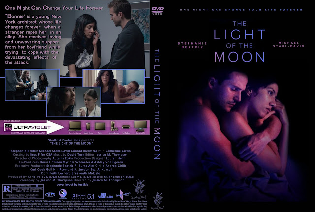 The Light Of The Moon DVD Cover