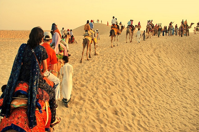 Desert Safari at Ossian - Things to do in Jodhpur