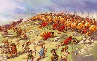 Atene e Sparta e Alessandro Magno. Ricerca per la scuola