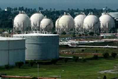 Kilang gas merupakan satuan unit yang berfungsi untuk mengolah gas alam hingga menjadi produk bahan bakar.
