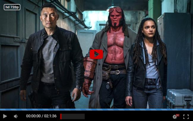 Free Streaming Hellboy Full Movie HD - ikawahyuningrum's blog