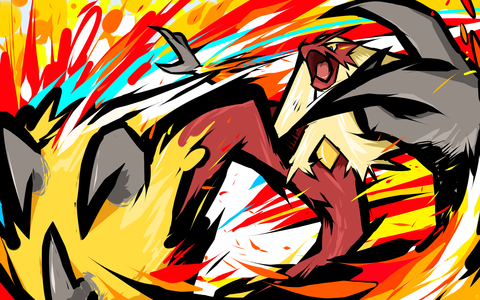 Pokemon Art Wallpapers