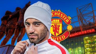 Moura sắp được chuyển đến Man United