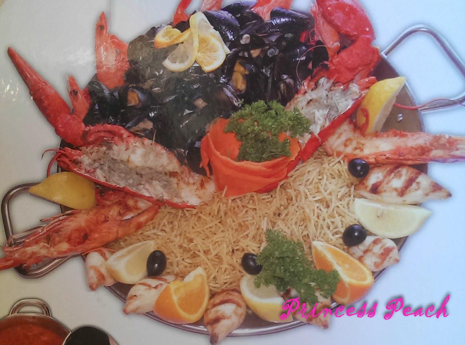 葡萄牙海鮮餐廳