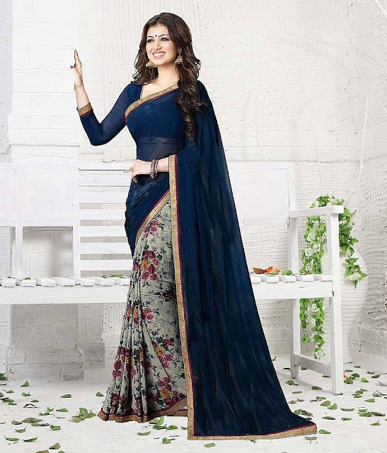 how to look tall, saree draping tips, short height for saree, tips to look tall, sarees to look tall, shiffon sarees, sarees to look slim,