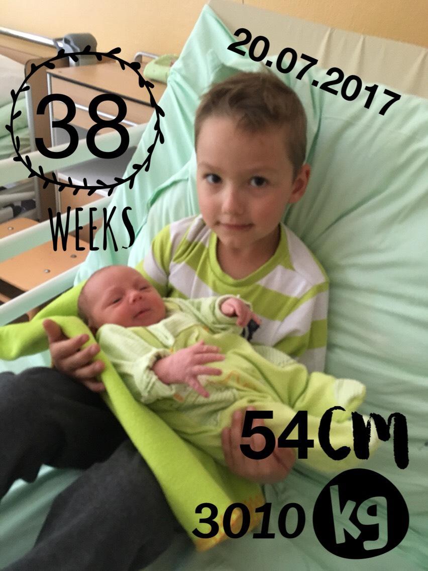 38 tydzień ciąży