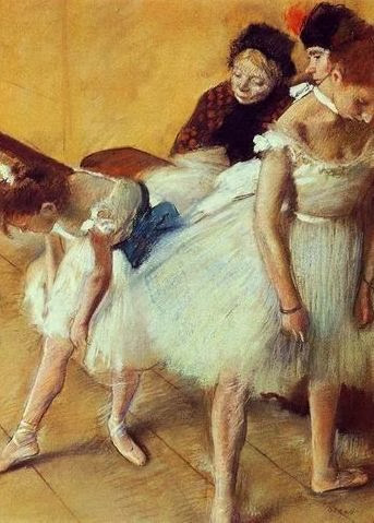 Edgar Degas | French Sculpture and Painter | 1834-1917