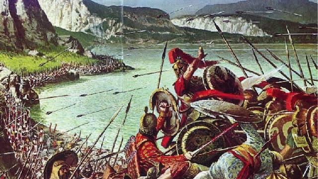 1939: Όταν ανακαλύφθηκε το πεδίο της Μάχης των Θερμοπυλών και ο τάφος των 300 του Λεωνίδα