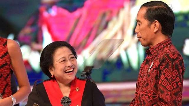 Jokowi Lebih Tepat Gantikan Megawati Ketimbang jadi Menteri PU