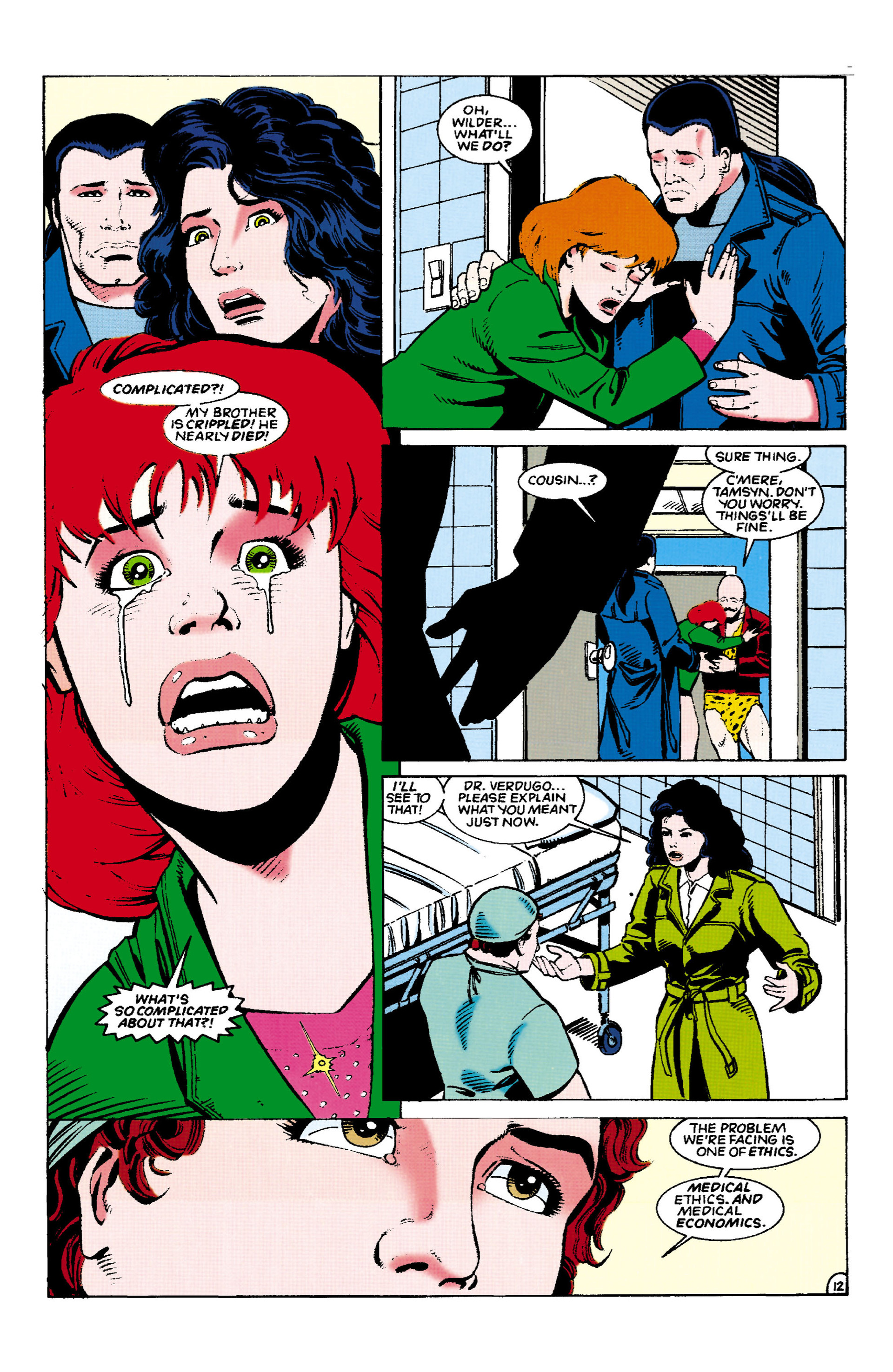 Catwoman (1993) Issue #10 #15 - English 13