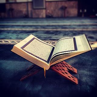 Huruf Muqatha'ah dalam Al-Quran.
