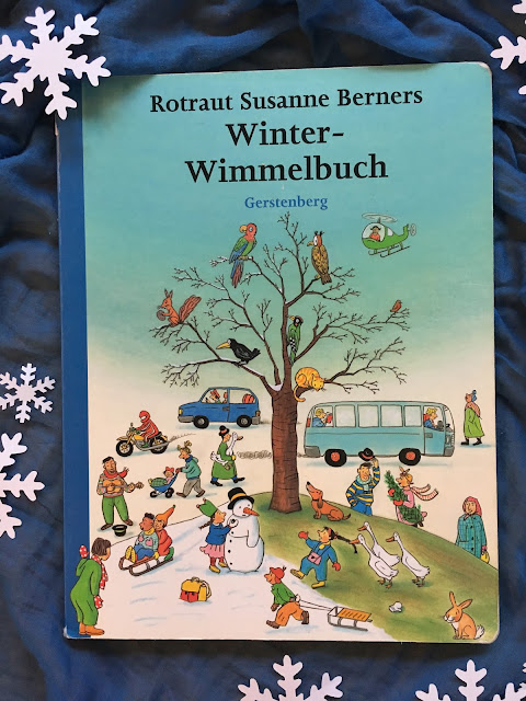 Wimmelbuch Winter