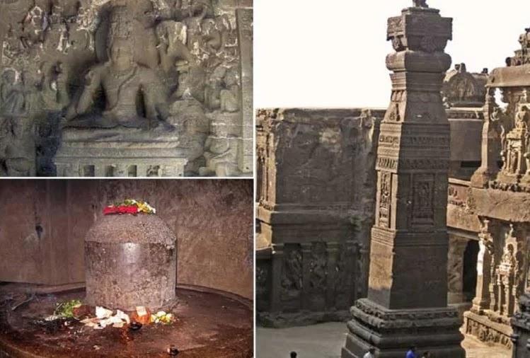 वास्तुकला का अदभुत नमूना है ये शिव मंदिर, विशालकाय चट्टानों को काटकर बनाया गया है इसे