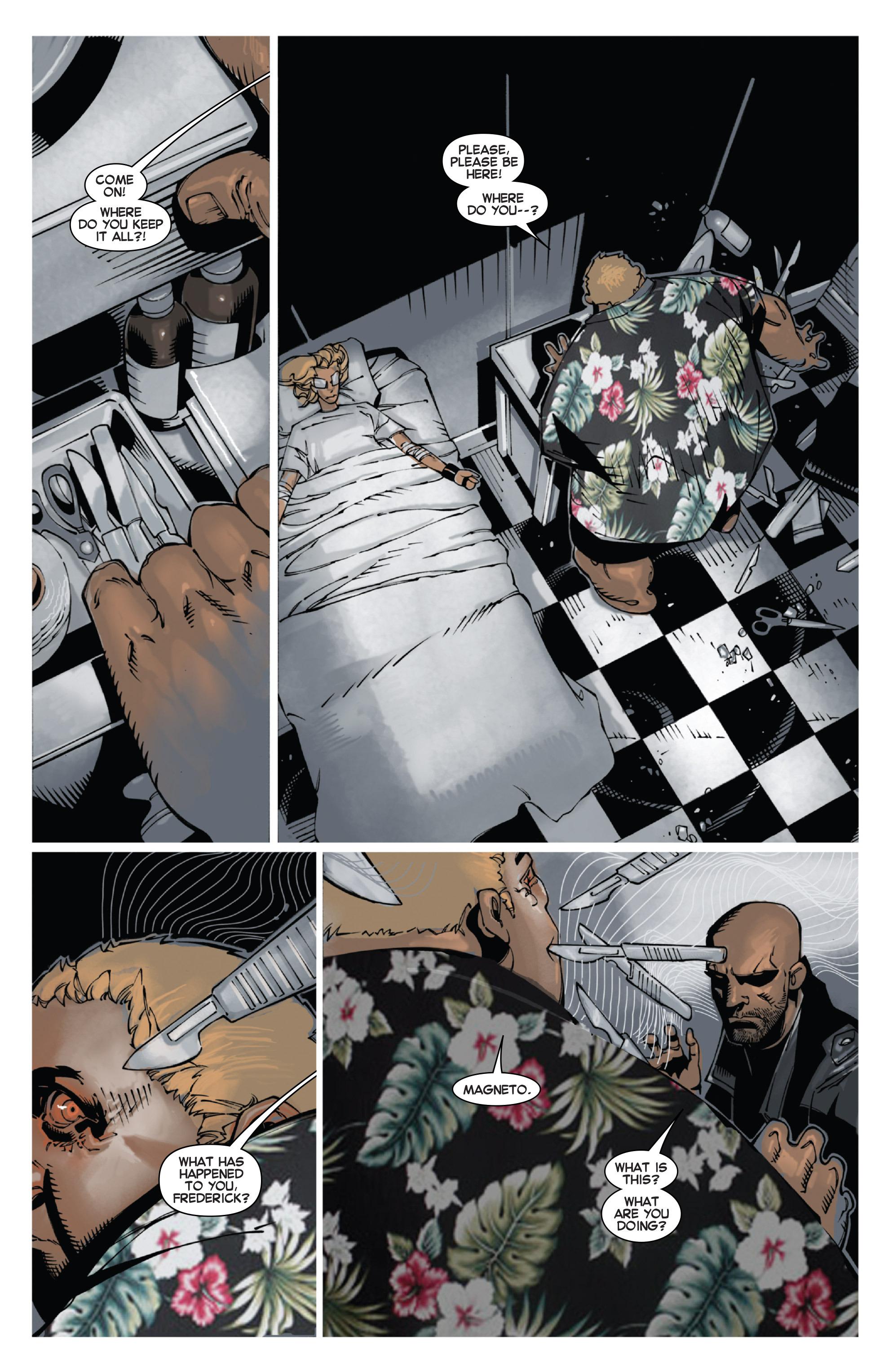 Read online Uncanny X-Men (2013) comic -  Issue #21 - 9