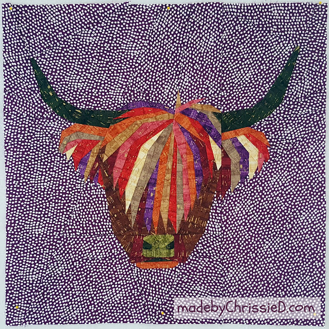 Highland Cow FPP by www.madebyChrissieD.com