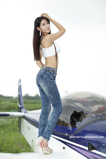 xxx nude girls: Cha Sun Hwa - Yellow Mini Dress