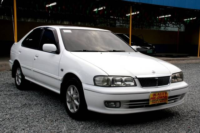 THE ULTIMATE CAR GUIDE: Nissan Sentra - Generation 4.3 ...