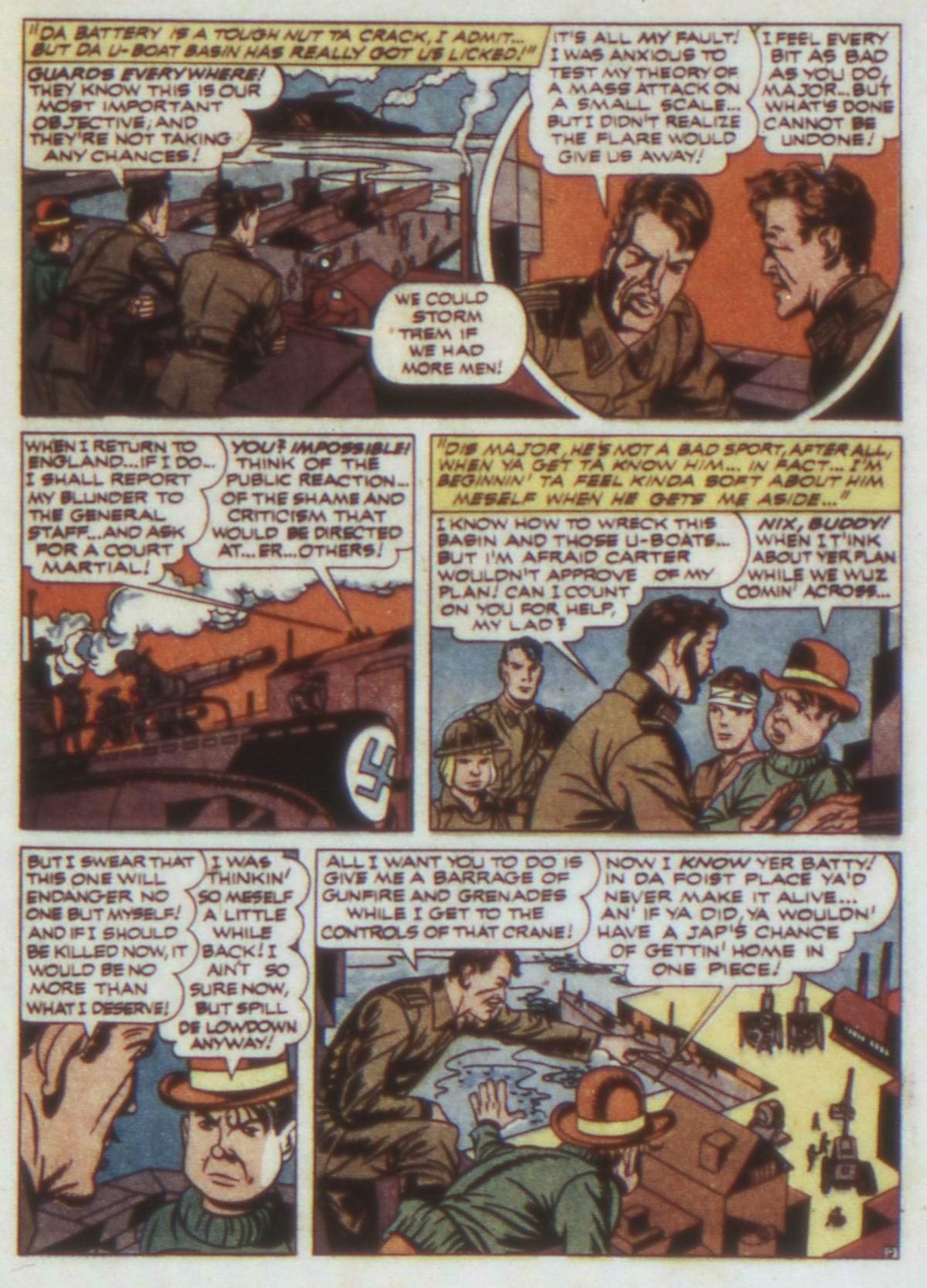 Read online Detective Comics (1937) comic -  Issue #74 - 25