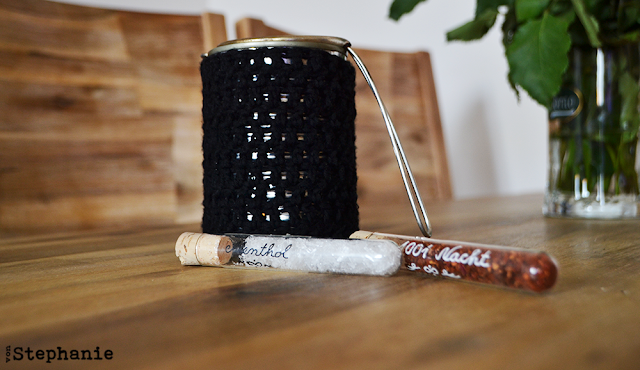 Duftlampe aus Aludose | Upcycling | vonStephanie.at